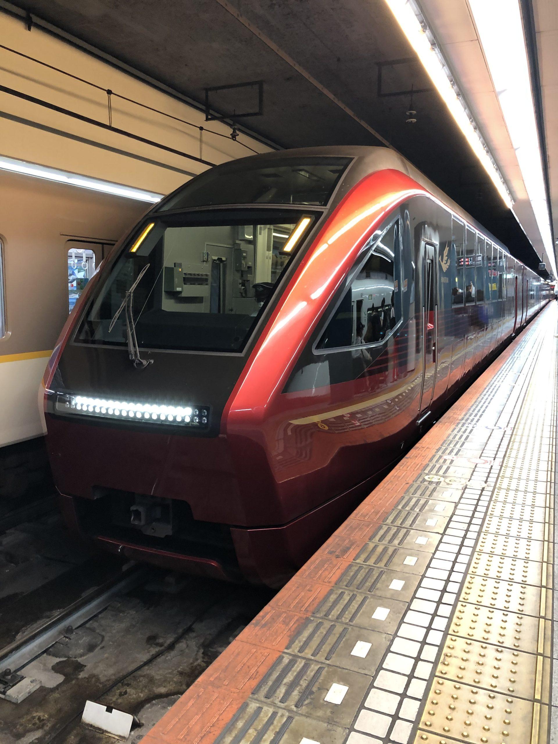 ひ とり 近鉄 の 近鉄特急ひのとり67列車プレミアムシート乗車記 近鉄名古屋→大阪難波